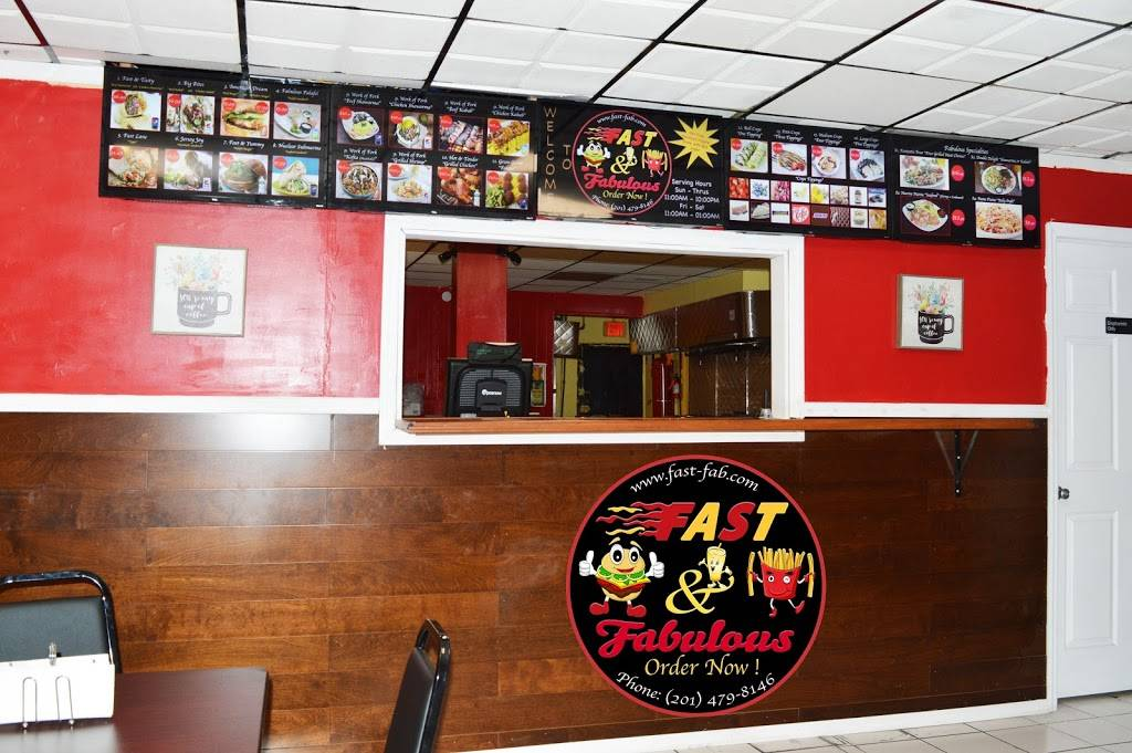 Fast & Fabulous   restaurant   90 Monticello Ave, Jersey City, NJ 07304, USA   2014798146 OR +1 201-479-8146
