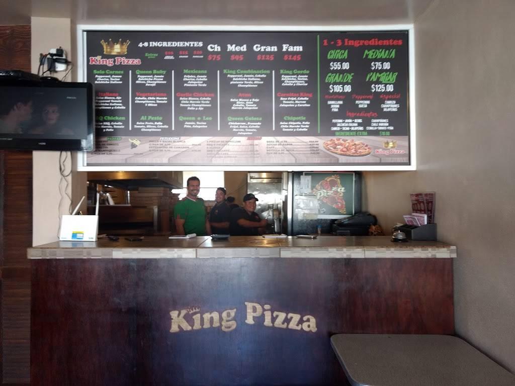 King Pizza Restaurant Av Terrazas 1171 Terrazas De La