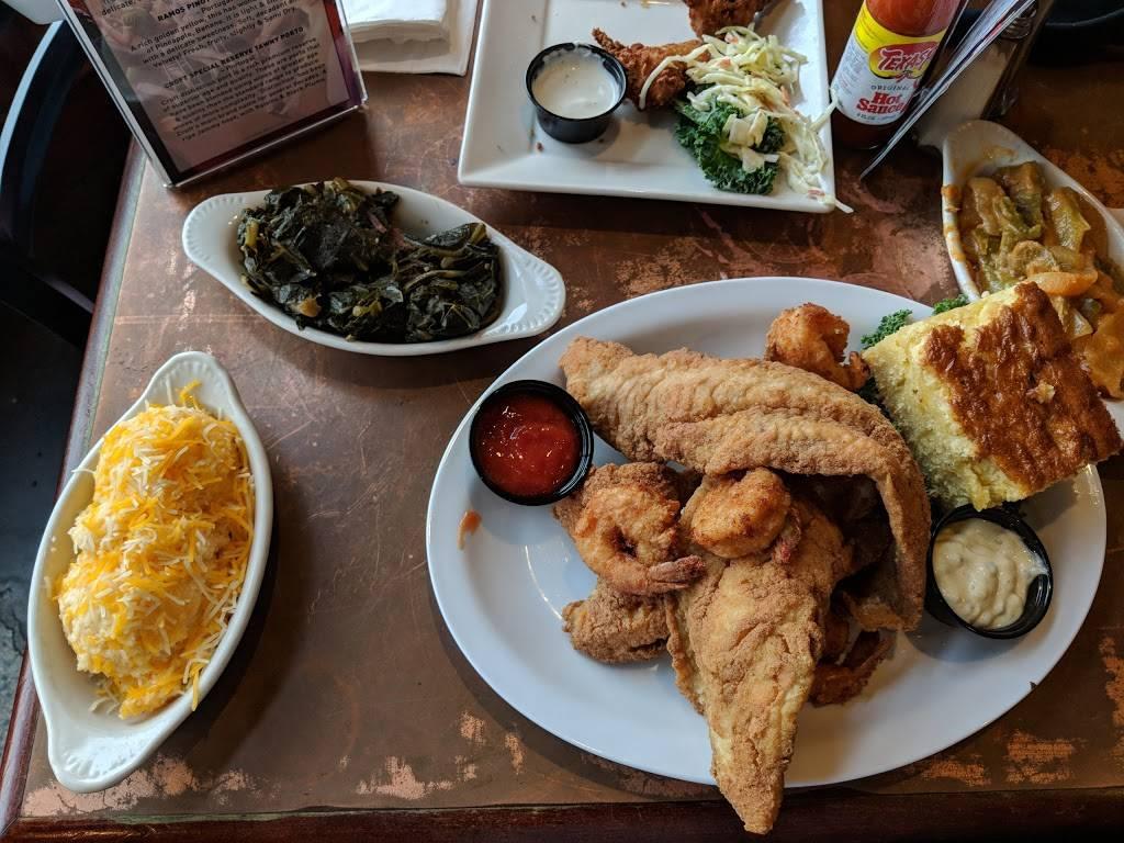 Croakers Spot Norfolk   restaurant   600 W 35th St, Norfolk, VA 23508, USA   7576228700 OR +1 757-622-8700
