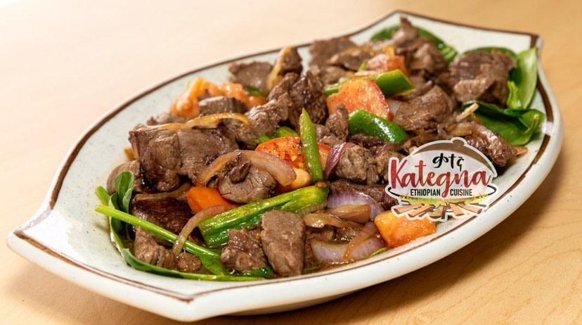 Kategna Ethiopian Cuisine | cafe | 2857 Buford Hwy NE, Atlanta, GA 30329, USA | 4704109556 OR +1 470-410-9556