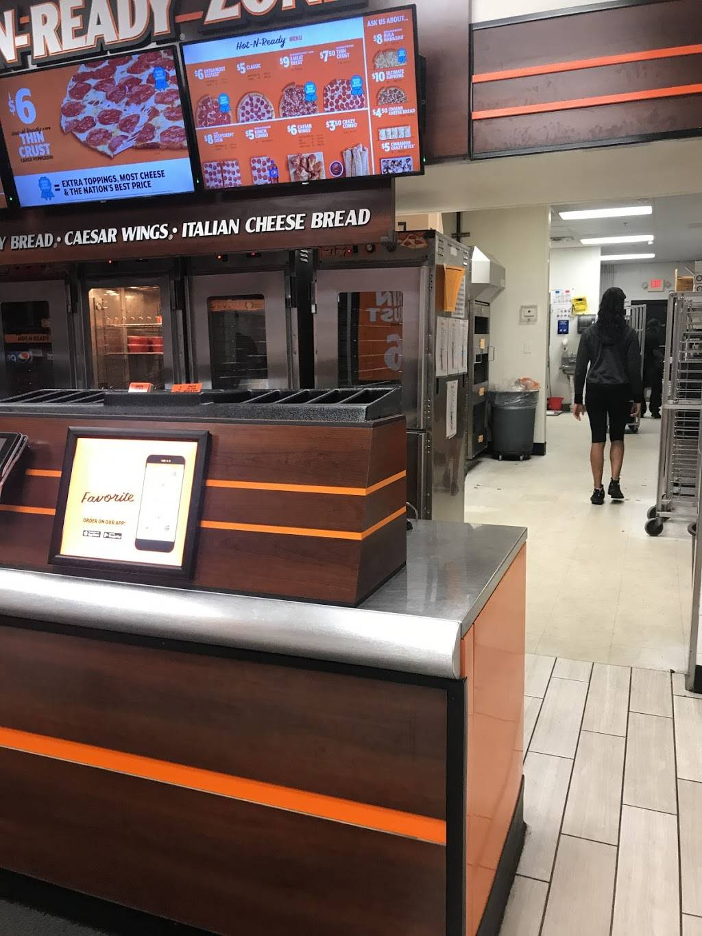 Little Caesars Pizza   meal takeaway   2639 Hickory Grove Rd NW, Acworth, GA 30101, USA   7709754737 OR +1 770-975-4737