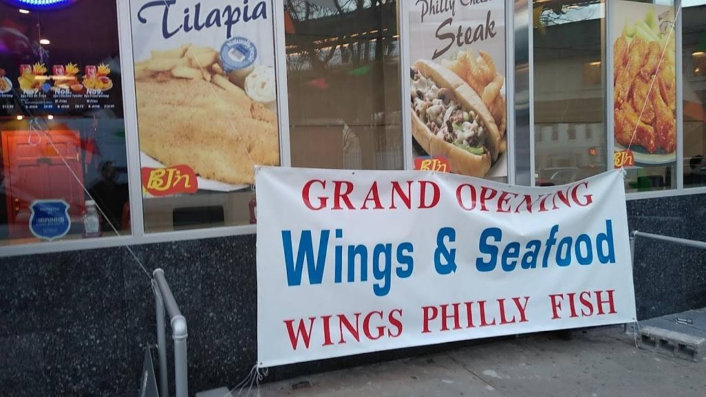 Wings Seafood   restaurant   785 Fairview Ave, Ridgewood, NY 11385, USA   7183662121 OR +1 718-366-2121