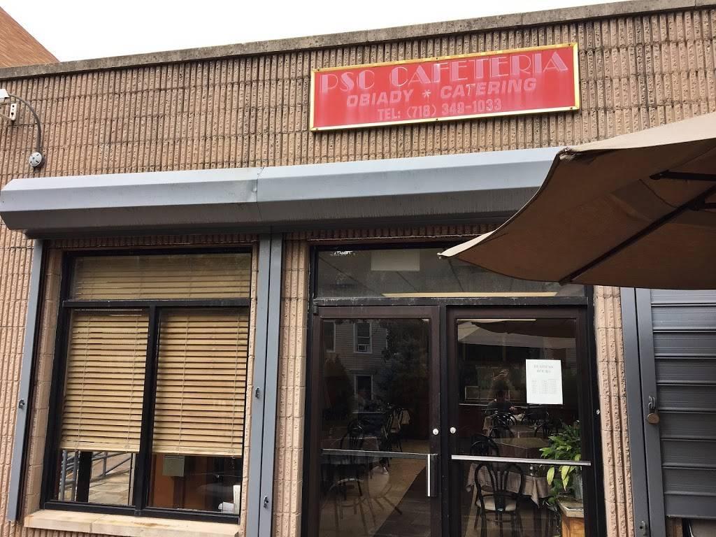 Polish & Slavic Center Cafeteria   restaurant   177 Kent St, Brooklyn, NY 11222, USA