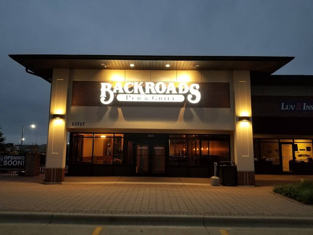 Backroads Pub and Grill | restaurant | 13717 S. Route 30, Plainfield, IL 60544, USA | 8157336054 OR +1 815-733-6054