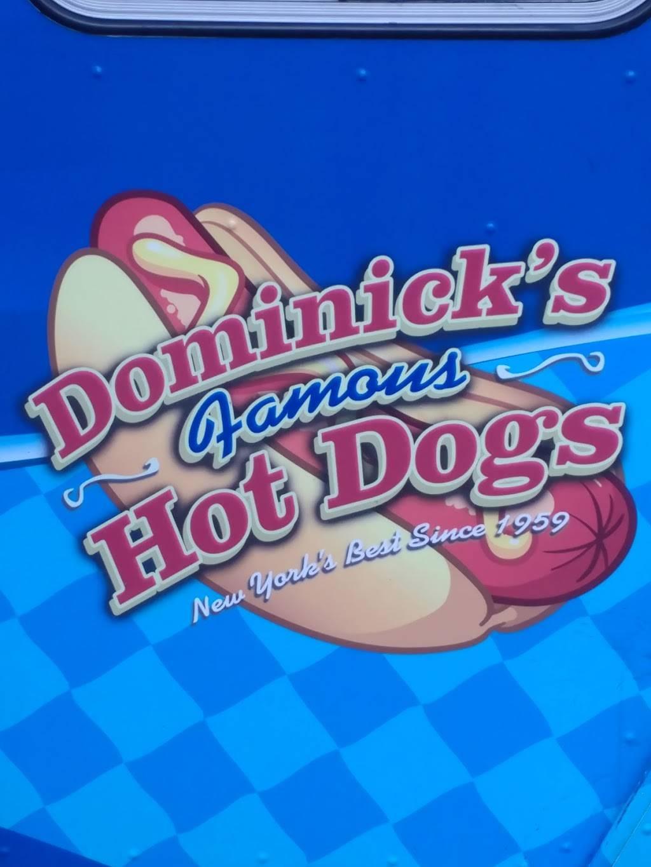 Dominicks Hot Dog Truck | restaurant | Woodhaven Blvd, Rego Park, NY 11374, USA