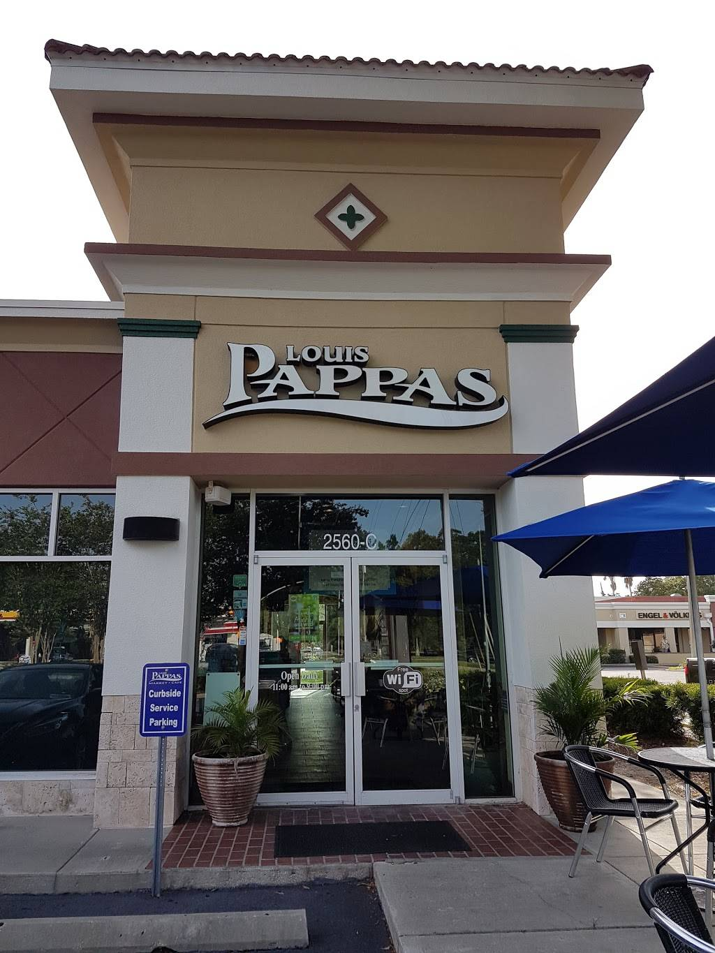 Louis Pappas Market Cafe | meal delivery | 2560 McMullen Booth Rd, Clearwater, FL 33761, USA | 7277973700 OR +1 727-797-3700
