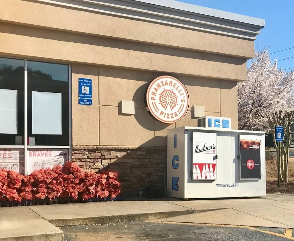 Pranzarellis Pizza | restaurant | 3780 Sixes Rd, Canton, GA 30114, USA | 7707200685 OR +1 770-720-0685