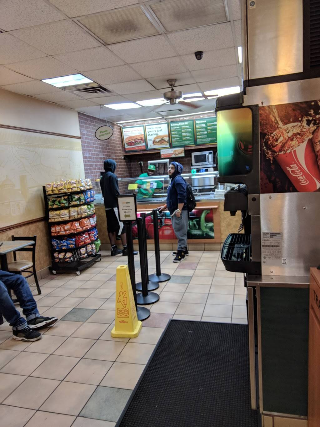 Subway | restaurant | 578 W 125th St, New York, NY 10027, USA | 6466783504 OR +1 646-678-3504