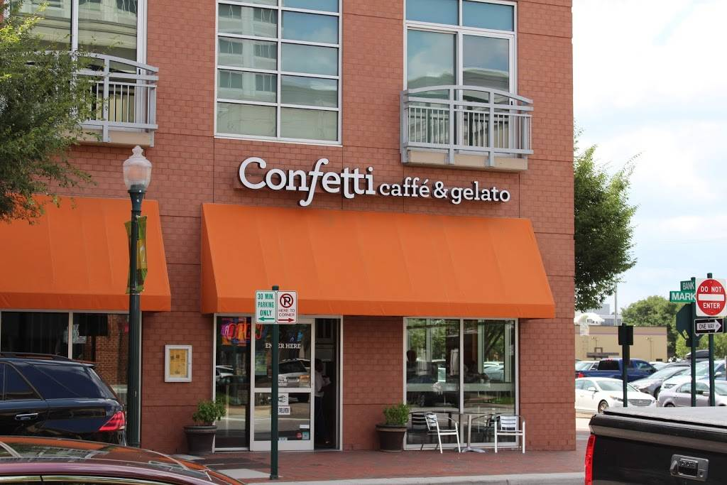 Confetti Cafe & Gelato | meal takeaway | 233 Market St, Virginia Beach, VA 23462, USA | 7572276682 OR +1 757-227-6682