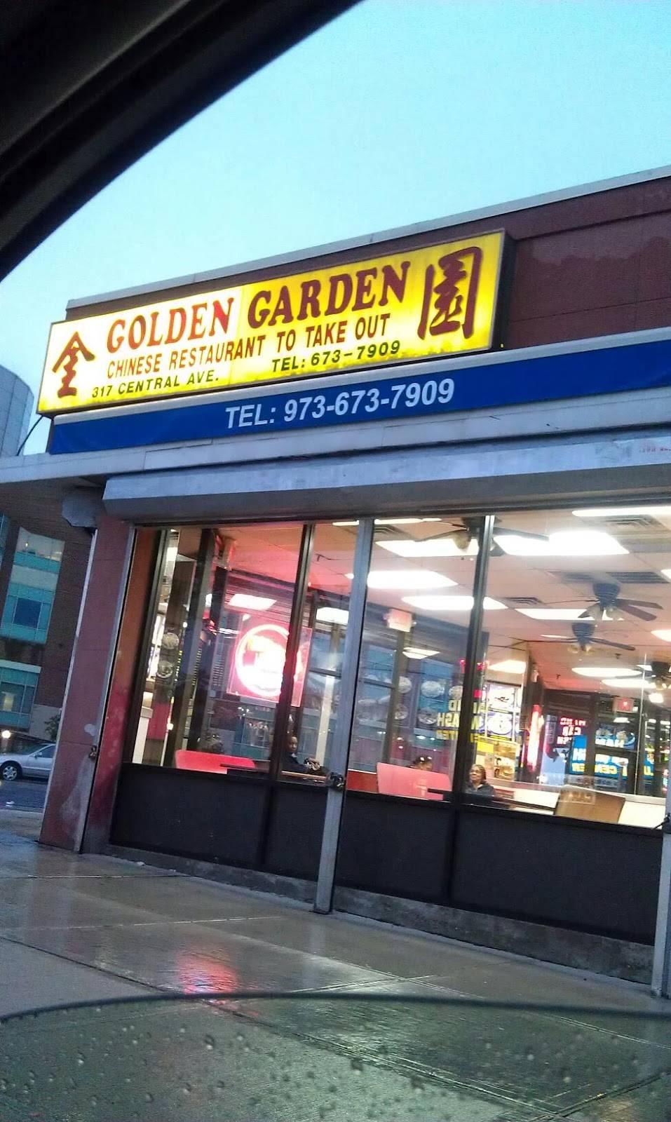 Golden Garden Restaurant 317 Central Ave East Orange Nj 07018 Usa