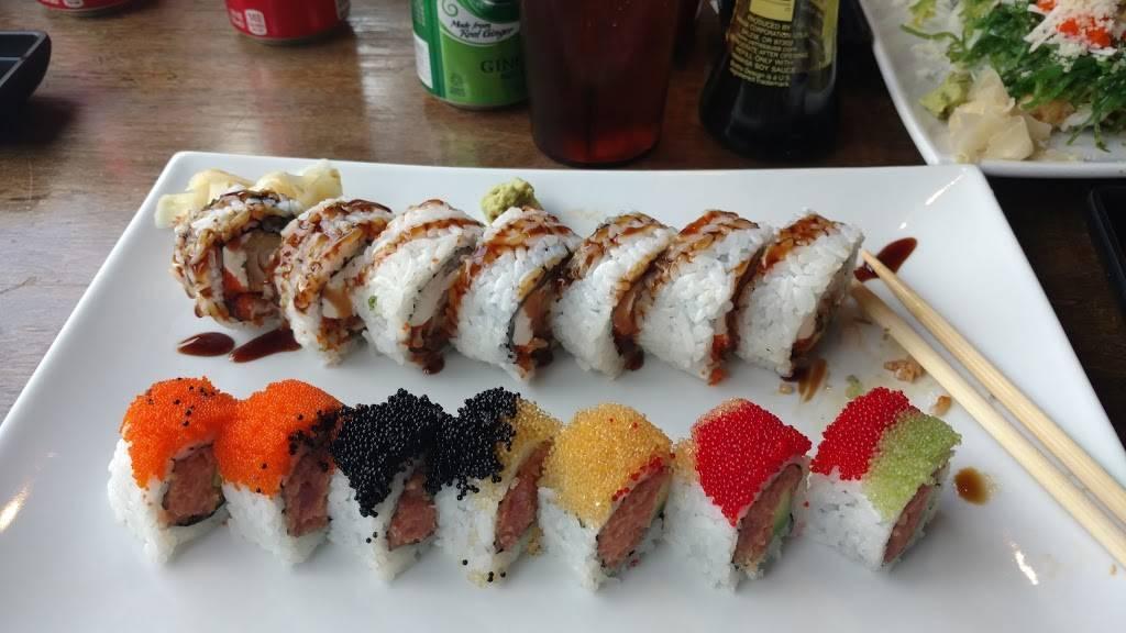 Sushi Cruise | restaurant | 725 River Rd #51, Edgewater, NJ 07020, USA | 2013133611 OR +1 201-313-3611