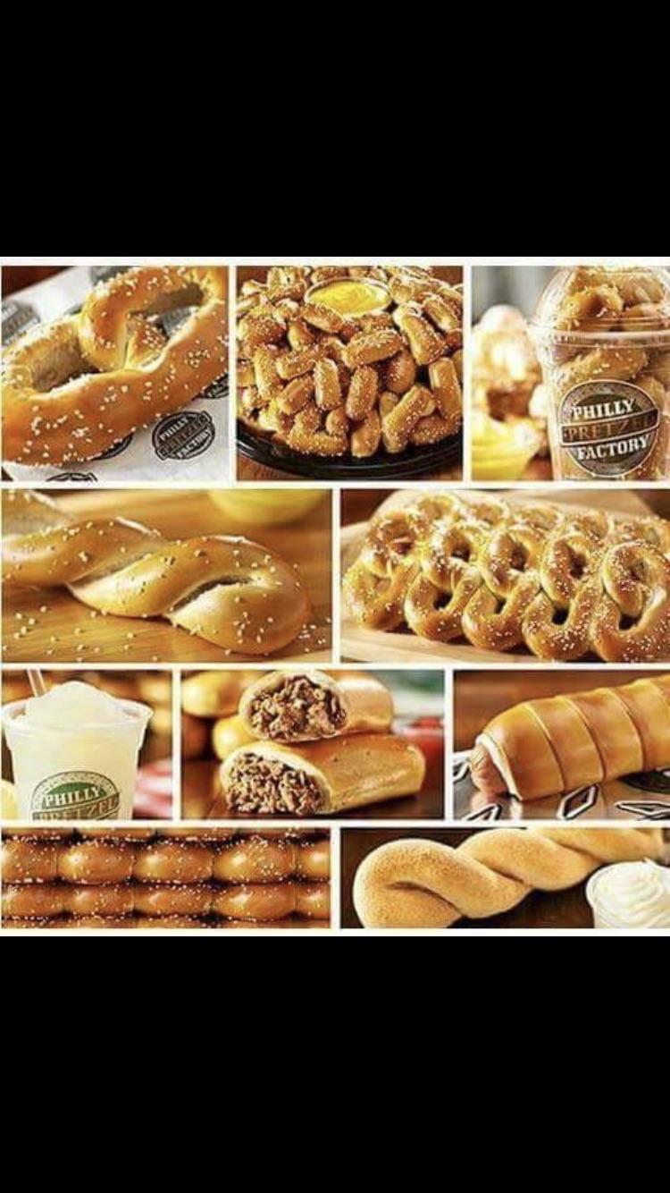 Philly Pretzel Factory   bakery   859 Clifton Ave, Clifton, NJ 07013, USA   9738260159 OR +1 973-826-0159