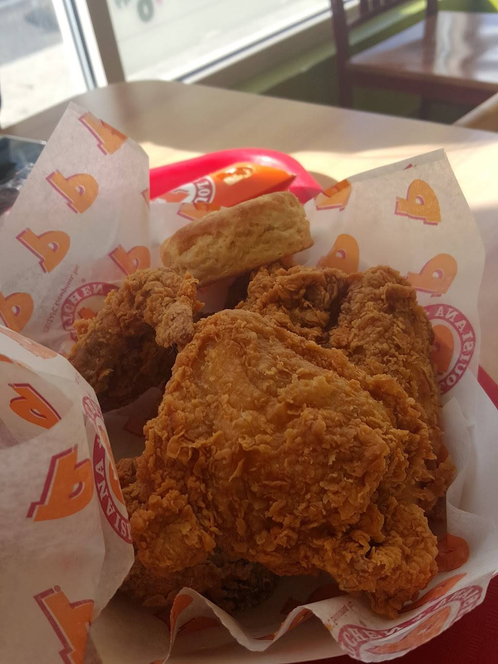 Popeyes Louisiana Kitchen | restaurant | 1251 S Halsted St, Chicago, IL 60607, USA | 3122437711 OR +1 312-243-7711