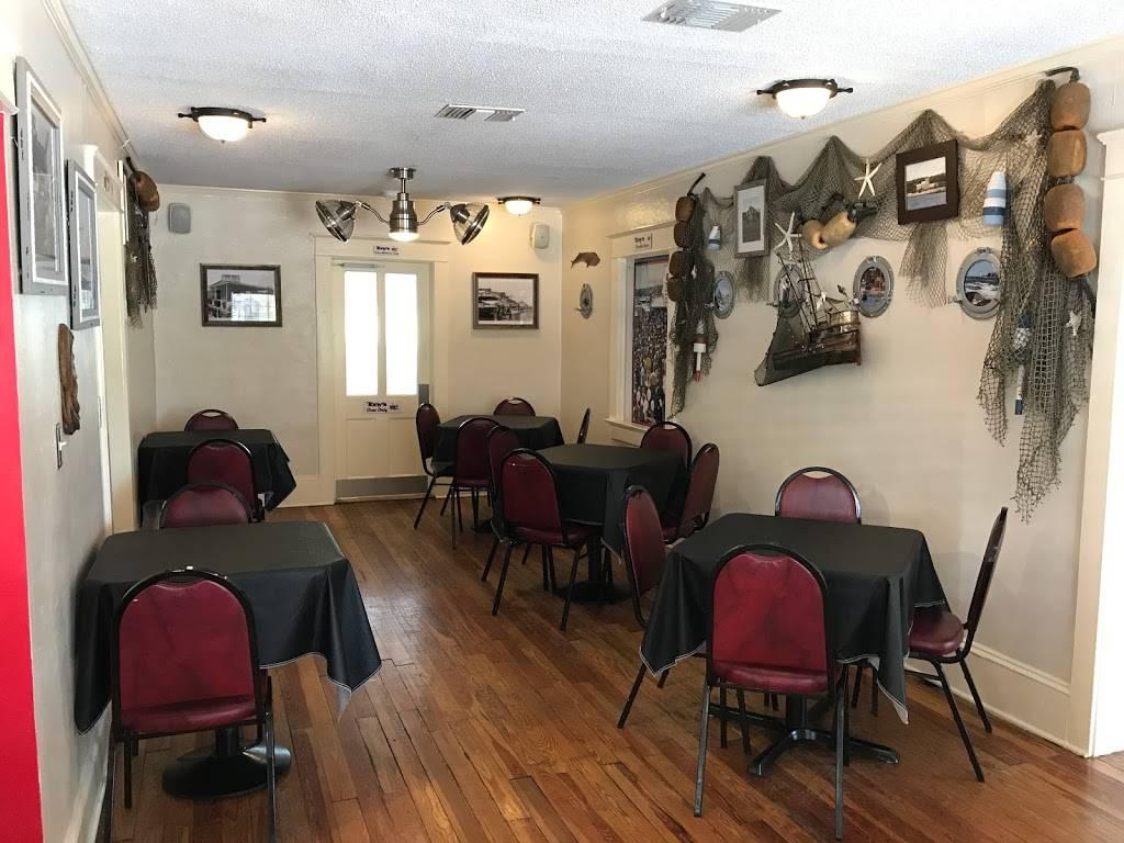 Tonys Clam Chowder Seafood Restaurant   restaurant   622 N Donnelly St, Mt Dora, FL 32757, USA   3527292834 OR +1 352-729-2834