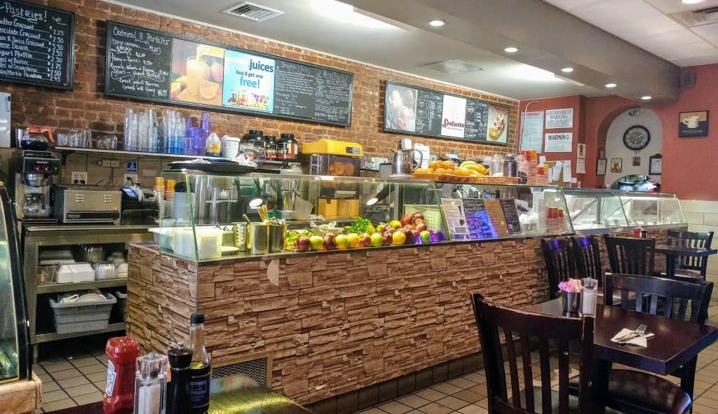 Igloo Cafe   cafe   2226 31st St, Astoria, NY 11105, USA   7187267700 OR +1 718-726-7700