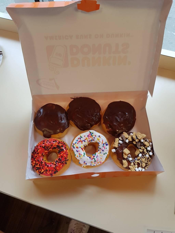 Dunkin | bakery | 201 Madison St, New York, NY 10002, USA | 2125665071 OR +1 212-566-5071
