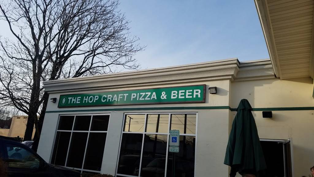 The Hop Craft Pizza & Beer   meal delivery   1600 W Cary St, Richmond, VA 23220, USA   8043534677 OR +1 804-353-4677