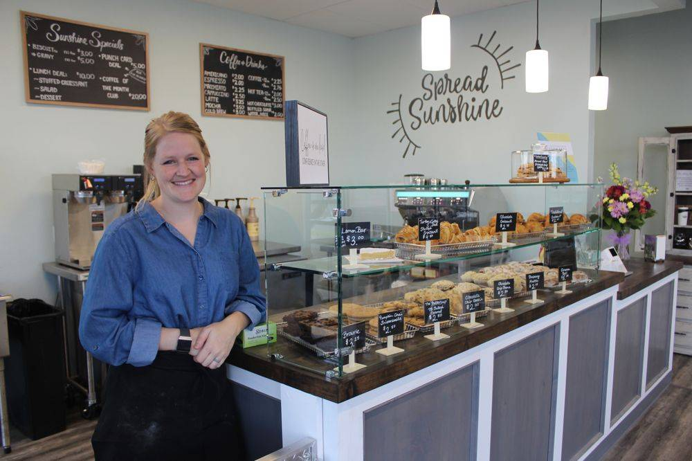 Sunshine Baking Company - Cafe | 7705 S Walker Ave ...