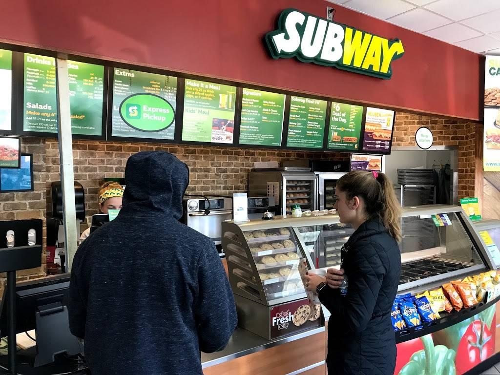 Subway | restaurant | 6460 Boydton Plank Rd, Petersburg, VA 23803, USA | 8047334191 OR +1 804-733-4191
