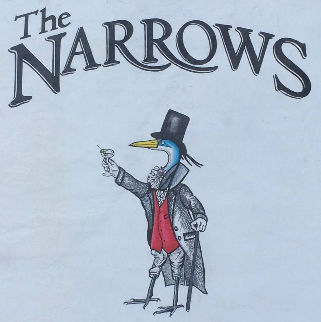 The Narrows | restaurant | 2206 River Rd, Upper Black Eddy, PA 18972, USA | 4843094449 OR +1 484-309-4449