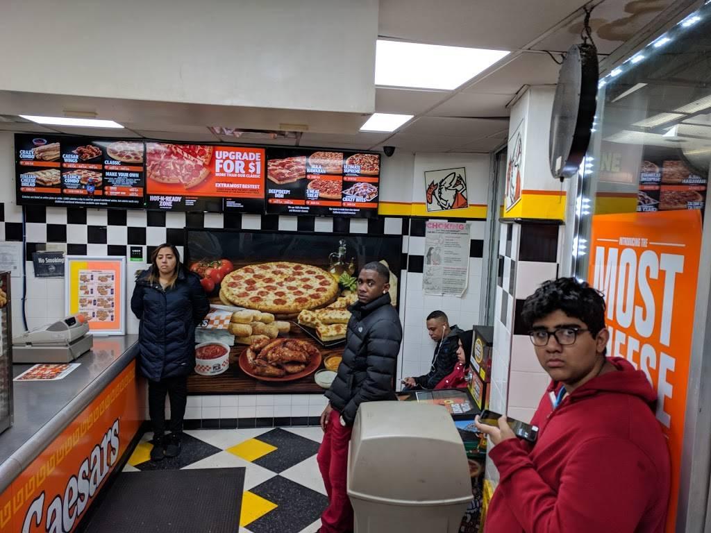 Little Caesars Pizza | meal takeaway | 119 W Kingsbridge Rd, Bronx, NY 10468, USA | 3478430730 OR +1 347-843-0730