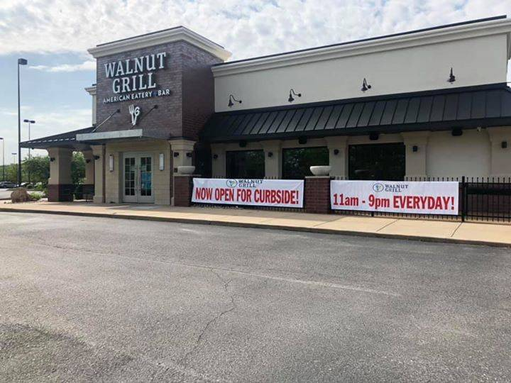 Walnut Grill Chesterfield | meal takeaway | 17392 Chesterfield Airport Rd, Chesterfield, MO 63005, USA | 6367789380 OR +1 636-778-9380