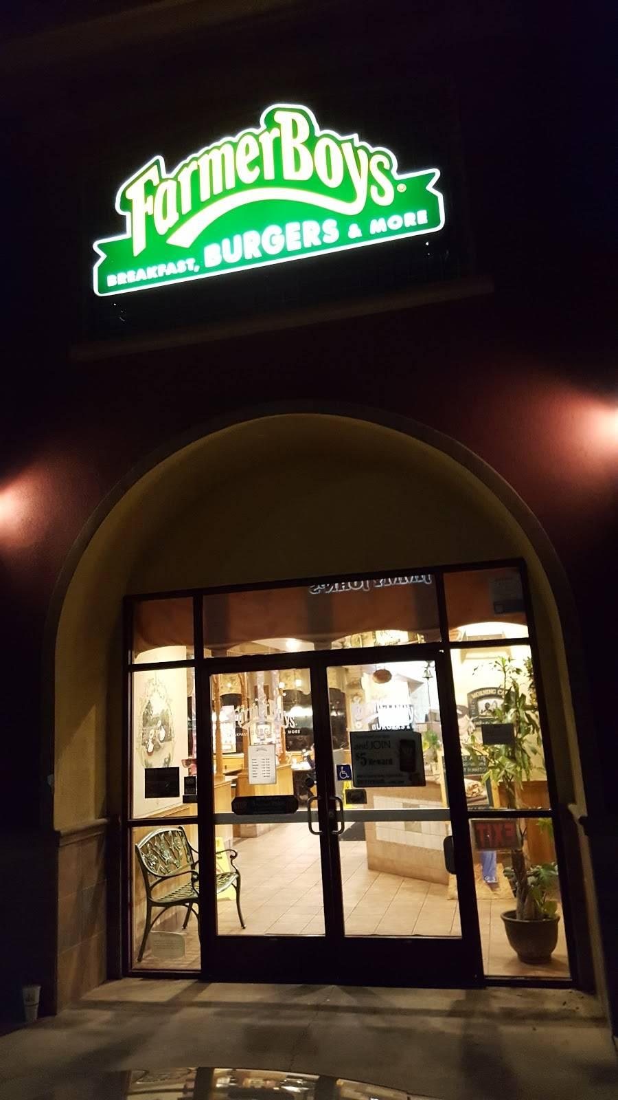 Farmer Boys   restaurant   15662 Arrow Hwy, Irwindale, CA 91706, USA   6263376999 OR +1 626-337-6999