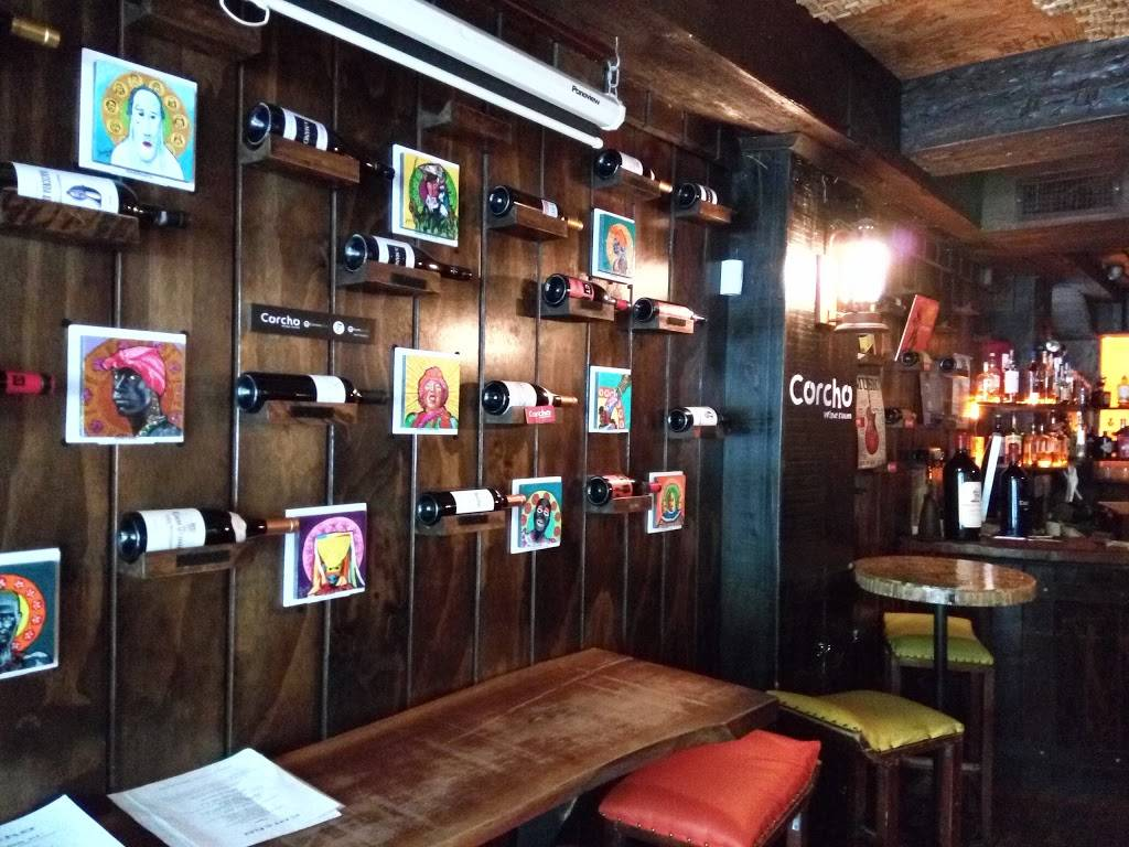 Corcho Wine Room | restaurant | 227 Dyckman St, New York, NY 10034, USA | 2123005700 OR +1 212-300-5700