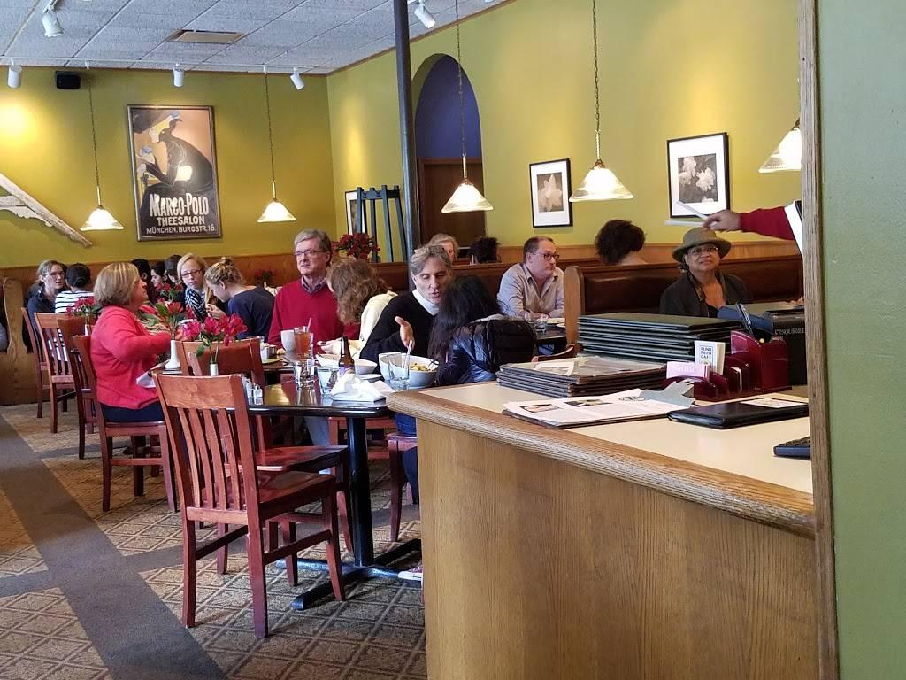 Blind Faith Cafe | bakery | 525 Dempster Street, Evanston, IL 60201, USA | 8473286875 OR +1 847-328-6875