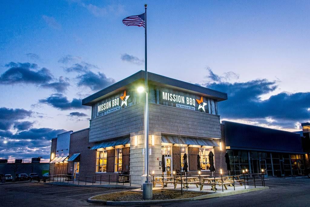 MISSION BBQ | restaurant | 407 W Coliseum Blvd, Fort Wayne, IN 46805, USA | 2603065356 OR +1 260-306-5356
