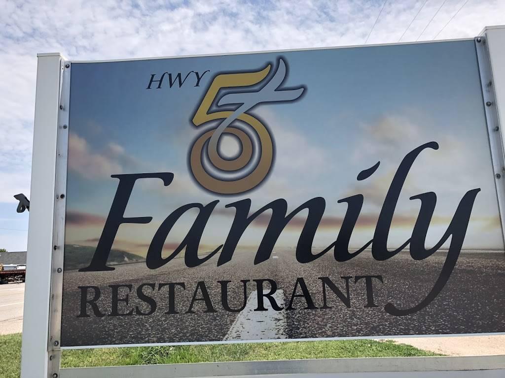 56 Family Restaurant   restaurant   220 East, US-56, Galva, KS 67443, USA   6206543500 OR +1 620-654-3500