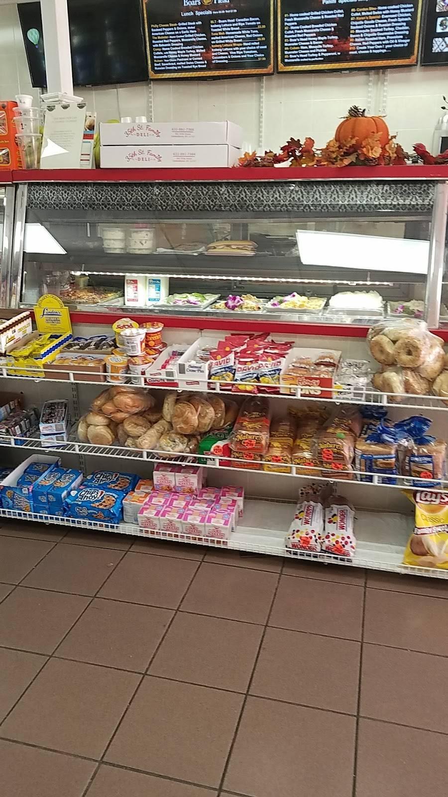 35th Street Family Deli Inc | cafe | 302 35th St, Lindenhurst, NY 11757, USA | 6319917366 OR +1 631-991-7366