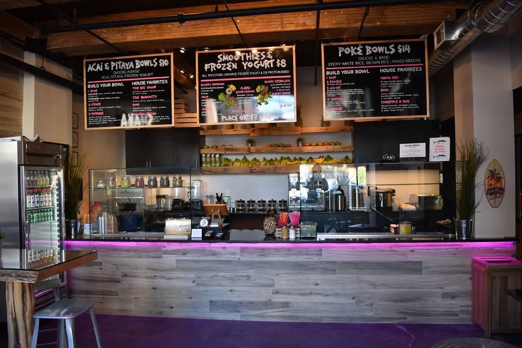 Shaka Bowl | cafe | 720 Monroe St e103, Hoboken, NJ 07030, USA | 2013811647 OR +1 201-381-1647