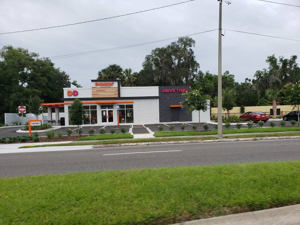 Dunkin | bakery | 610 N Orange Ave, Green Cove Springs, FL 32043, USA | 9048633915 OR +1 904-863-3915