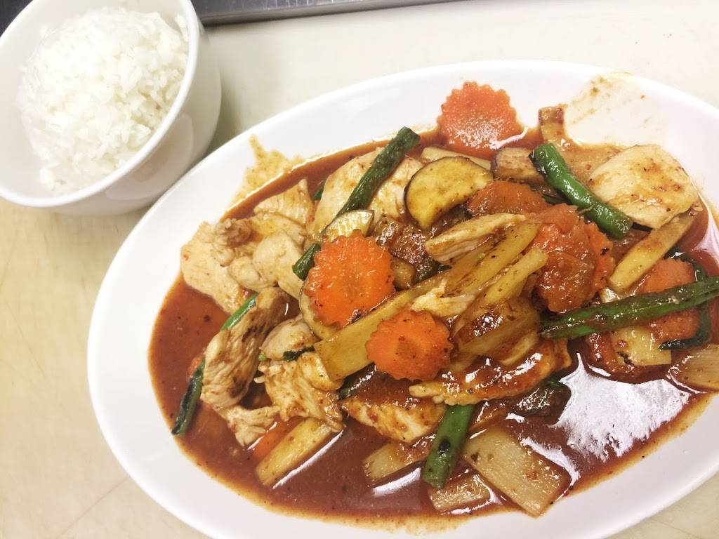 Rice Thai Cafe | restaurant | 6744 N Sheridan Rd, Chicago, IL 60626, USA | 7733381717 OR +1 773-338-1717