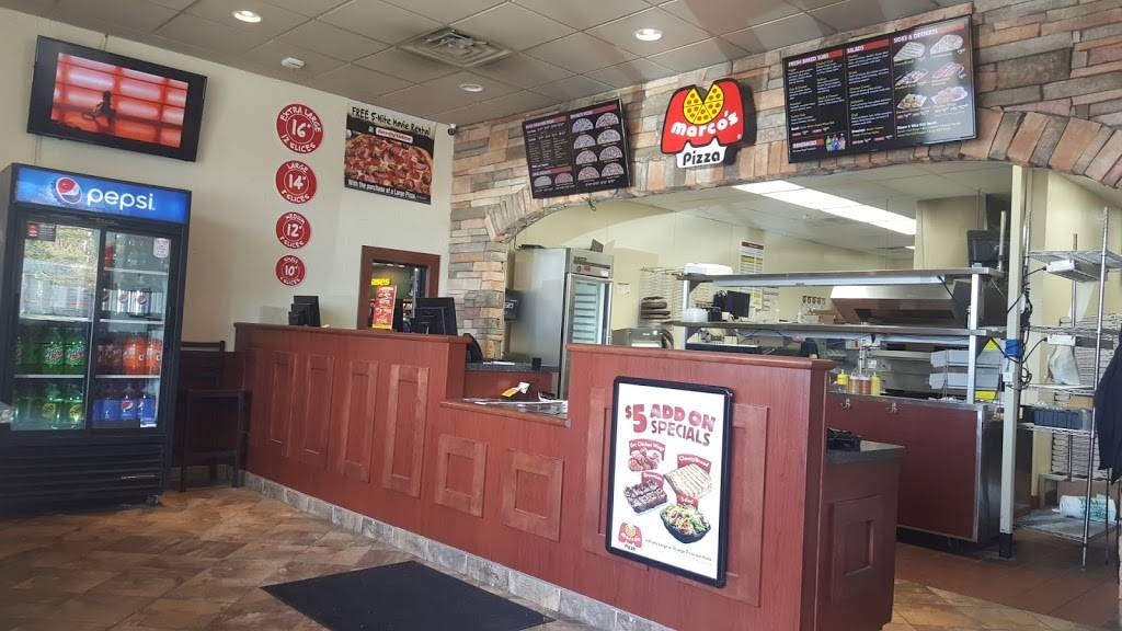 Marcos Pizza | meal delivery | 1392 W O. Ezell Blvd, Spartanburg, SC 29301, USA | 8645764666 OR +1 864-576-4666
