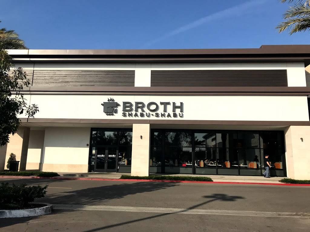 BROTH   restaurant   11221 183rd St, Cerritos, CA 90703, USA   5624028828 OR +1 562-402-8828
