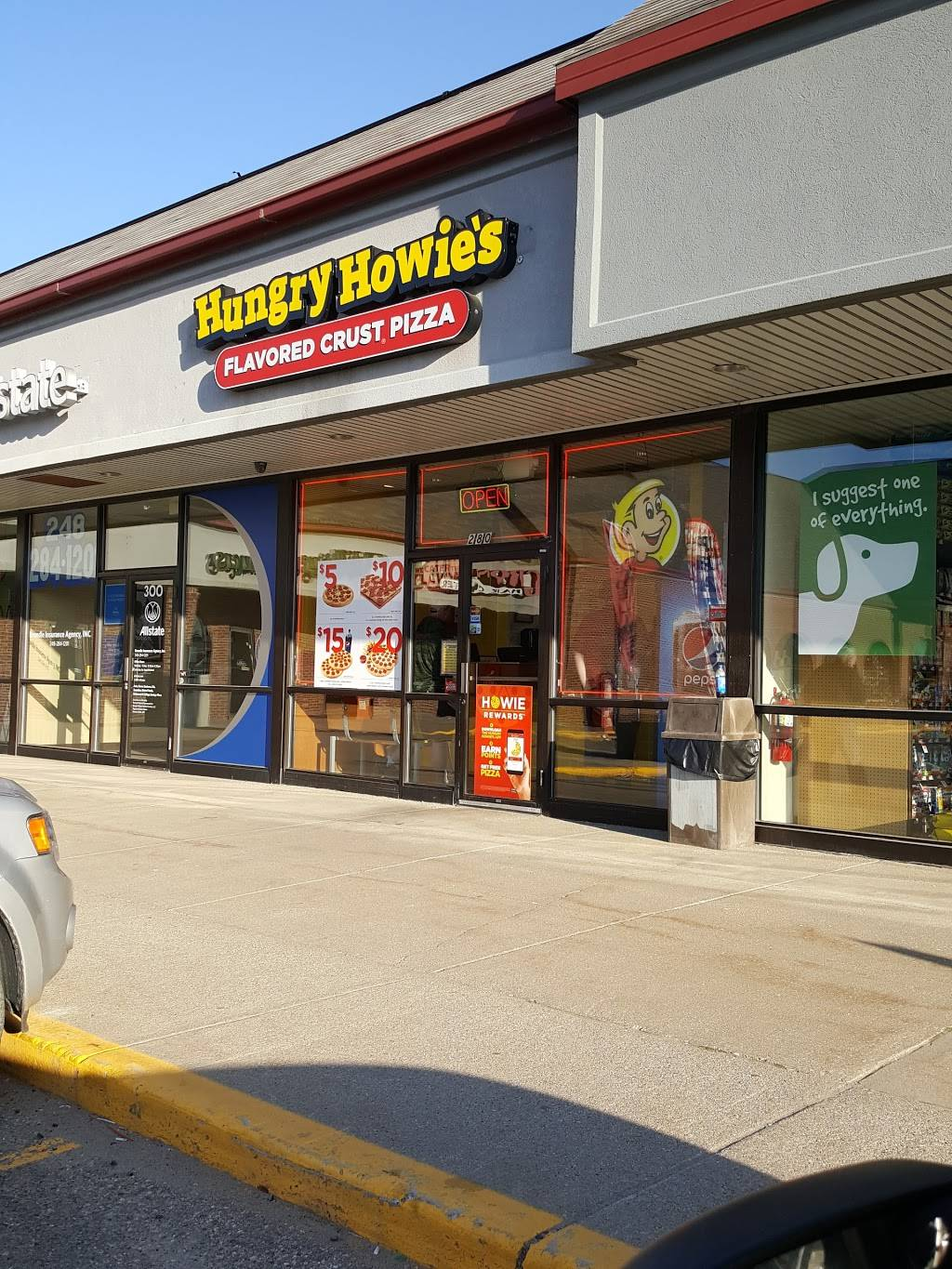Hungry Howies Pizza   meal delivery   280 N Ortonville Rd, Ortonville, MI 48462, USA   2486275255 OR +1 248-627-5255