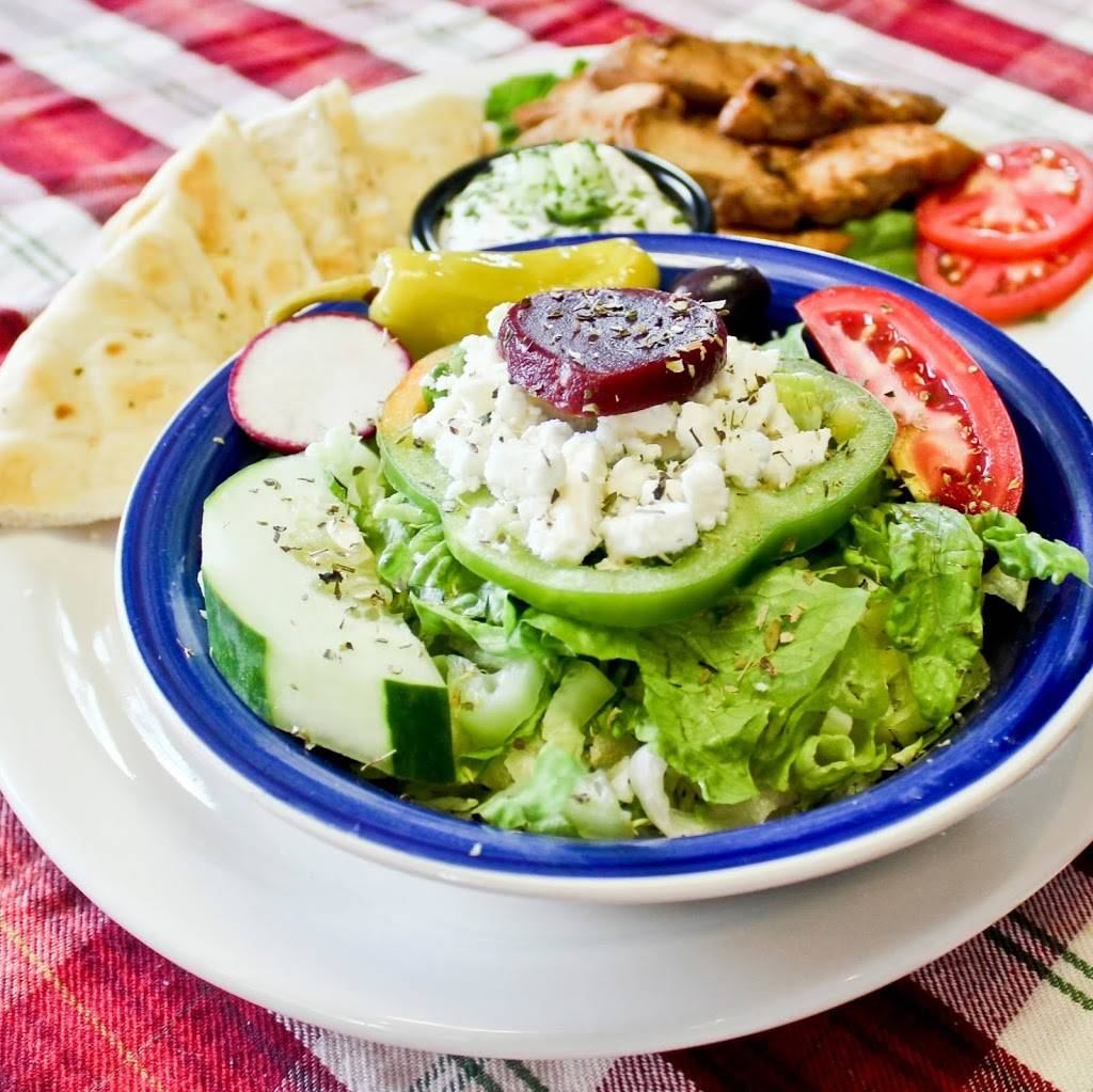 Famous Greek Salads | restaurant | 2508 McMullen Booth Rd A, Clearwater, FL 33761, USA | 7277974998 OR +1 727-797-4998