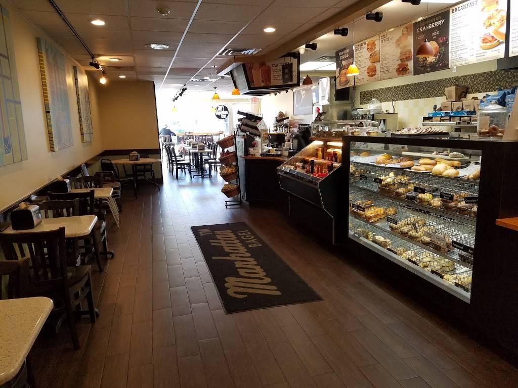 Manhattan Bagel   cafe   709 Broadway, Bayonne, NJ 07002, USA   2013549100 OR +1 201-354-9100