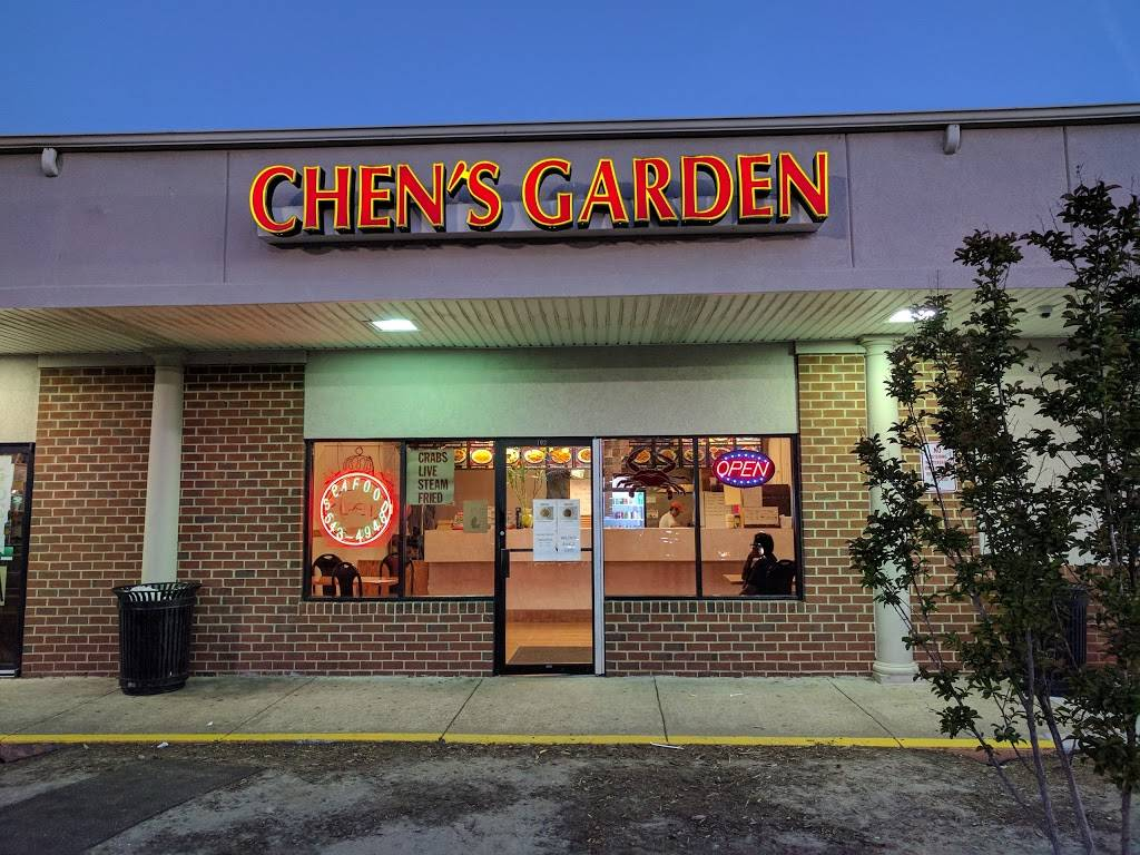 Chens Garden Restaurant | restaurant | 1800 Liberty St # 102, Chesapeake, VA 23324, USA | 7575434948 OR +1 757-543-4948