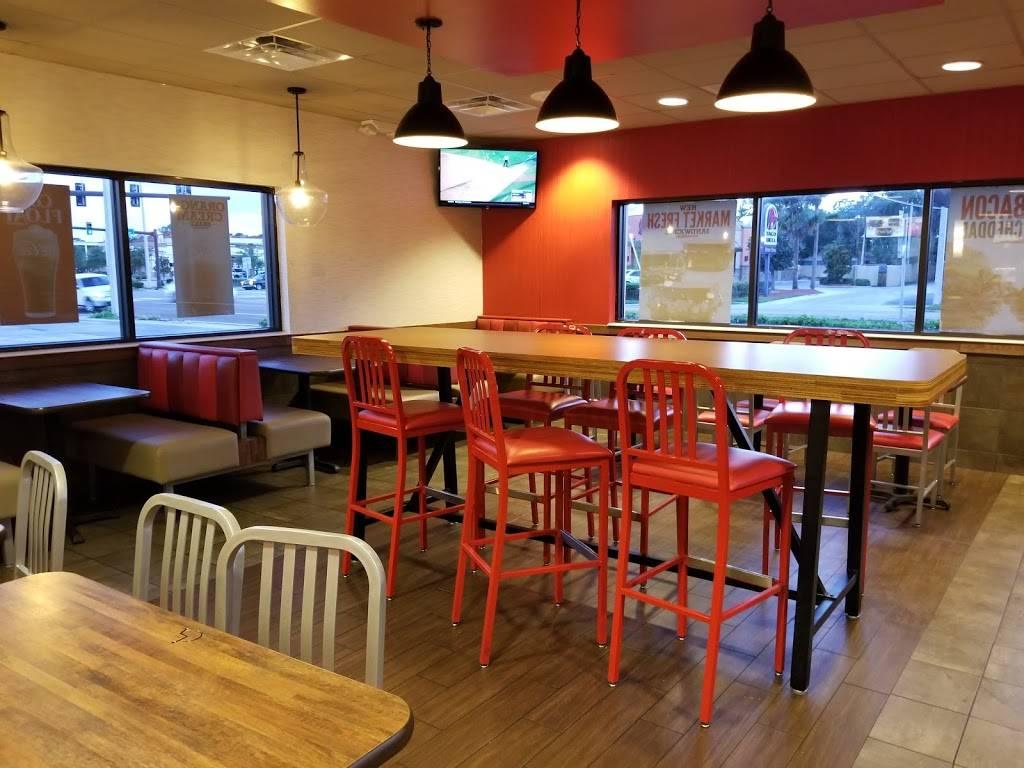 Arbys | restaurant | 571 34th St N, St. Petersburg, FL 33713, USA | 7273234210 OR +1 727-323-4210