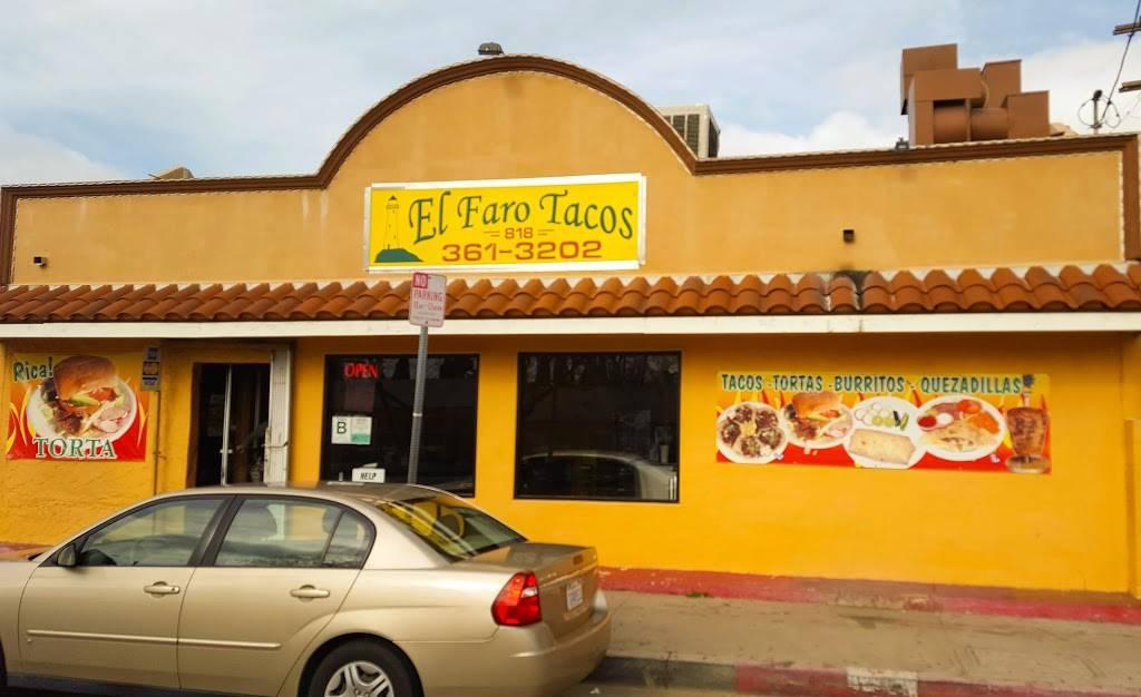 El Faro Taco | restaurant | 13261 Maclay St, San Fernando, CA 91340, USA | 8183613202 OR +1 818-361-3202