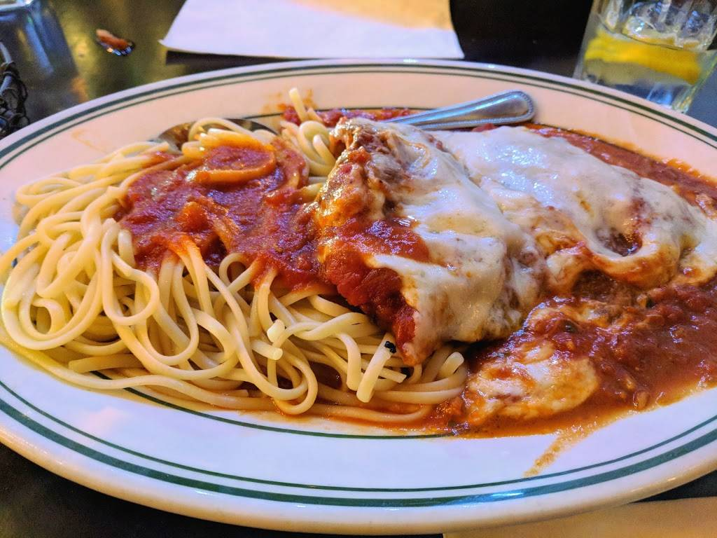 Red, White and Pasta   restaurant   21 E Palisade Ave, Englewood, NJ 07631, USA   2017313223 OR +1 201-731-3223