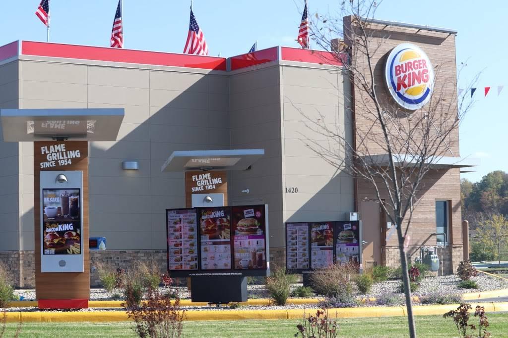 Burger King | restaurant | 1420 Cincinnati St, Dayton, OH 45417, USA | 9376374991 OR +1 937-637-4991