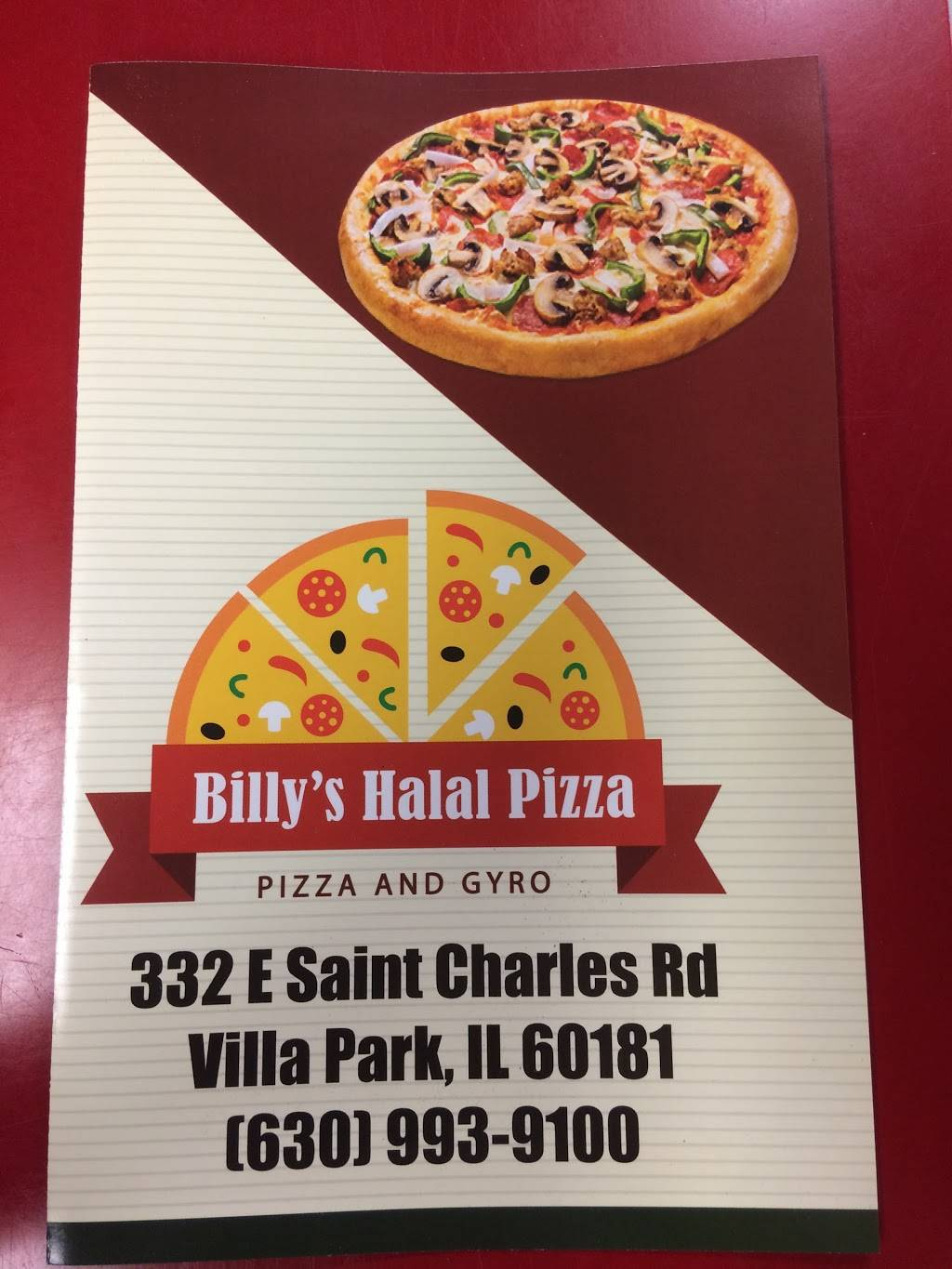 Pizza & Gyro Spot | meal delivery | 332 E St Charles Rd, Villa Park, IL 60181, USA | 6309939100 OR +1 630-993-9100