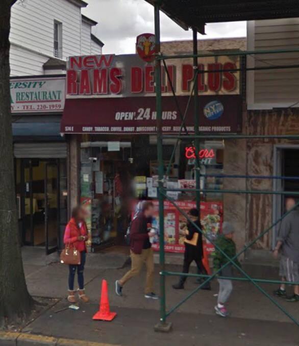New Rams Deli Plus   restaurant   574e E Fordham Rd, Bronx, NY 10458, USA   9178012211 OR +1 917-801-2211