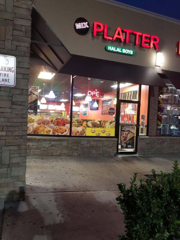 Mix Platters Halal Boys | restaurant | 101 Plaza Center, Secaucus, NJ 07094, USA | 2012102755 OR +1 201-210-2755