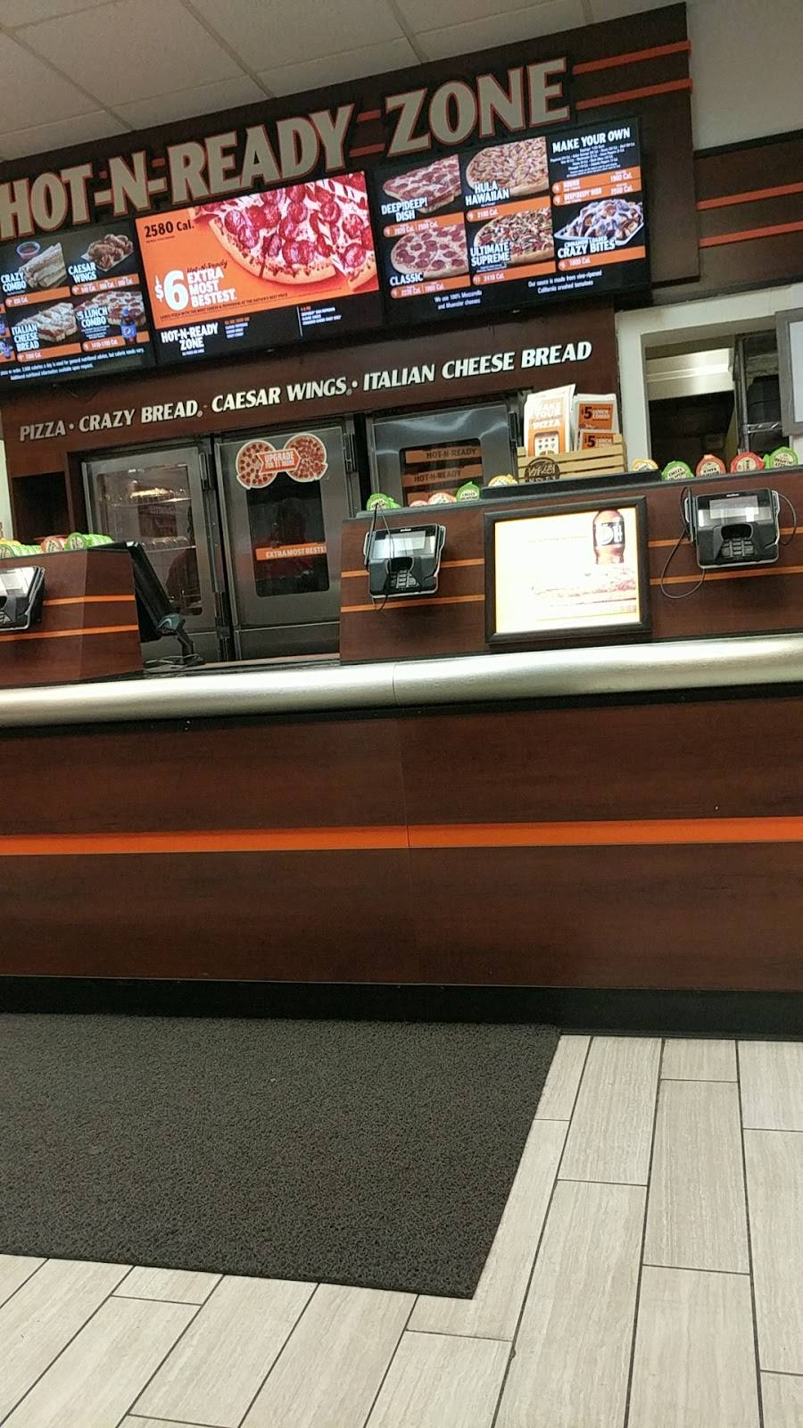 Little Caesars Pizza | meal delivery | 1133 N H St, Lompoc, CA 93436, USA | 8057357782 OR +1 805-735-7782