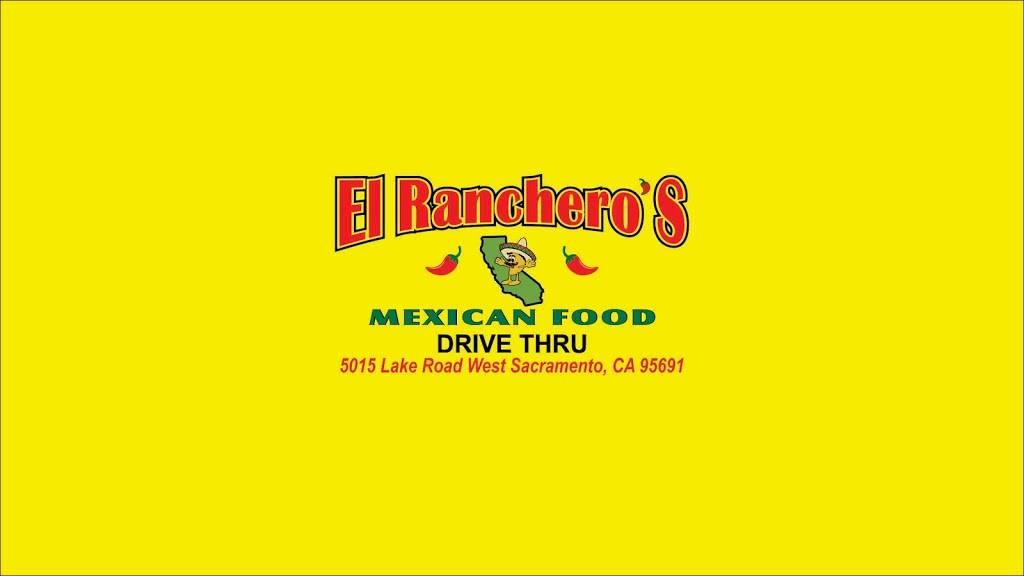 El Rancheros Mexican Food   restaurant   4015 Lake Rd, West Sacramento, CA 95691, USA